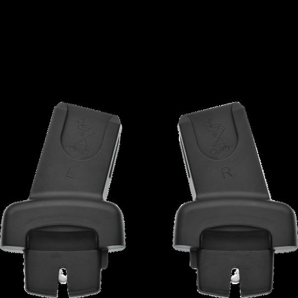 Britax Römer Adapter für Maxi-Cosi / Cybex Babyschalen – BRITAX SMILE III