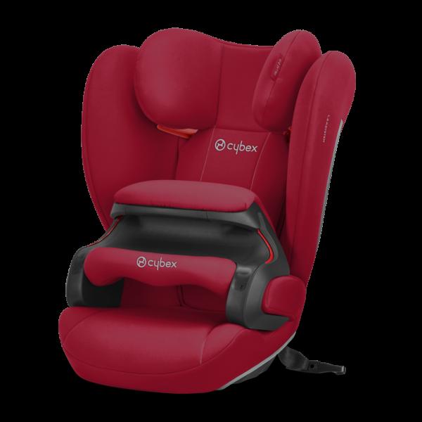 CYBEX PALLAS B-FIX Dynamic Red Kollektion 2020