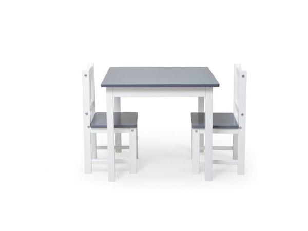 Geuther Sitzgruppe ACTIVITY Weiß Grau
