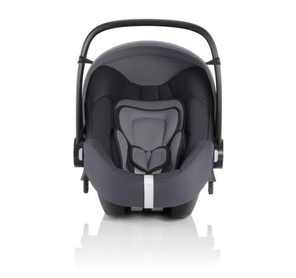 BRITAX RÖMER PREMIUM Baby-Safe² i-Size Babyschale Storm Grey 2021