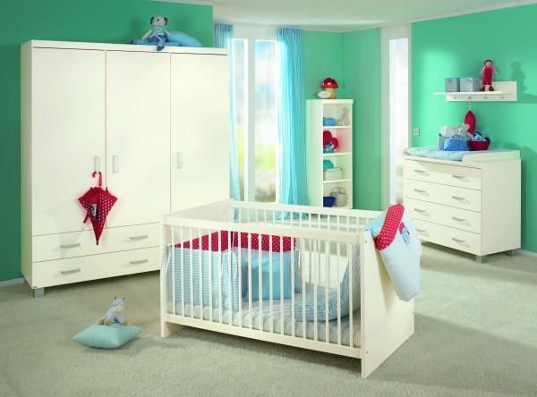 Paidi Biancomo Ecru Kinderzimmer