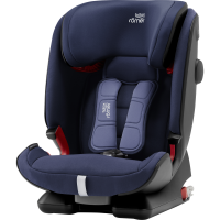 Britax Römer Premium Kindersitz Advansafix IV R Moonlight Blue