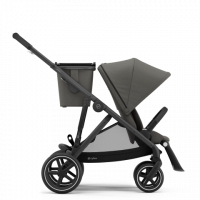 CYBEX Gold Gazelle S Black Soho Grey Kollektion 2021