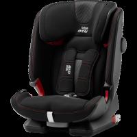 Britax Römer Premium Kindersitz Advansafix IV R Cool Flow Black