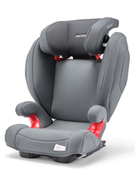 Recaro Monza Nova 2 Seatfix Prime Silent Grey Kollektion 2021