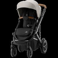 Britax Römer Premium Kinderwagen Smile III Beige, Black Kollektion 2021