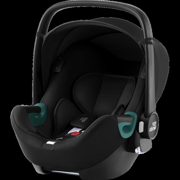 Britax Römer Premium BABY-SAFE iSENSE Space Black