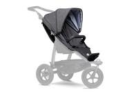 TFK mono Sportkinderwagensitz-Einhang Premium Anthrazit