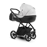 Knorr Baby Kombi-Kinderwagen YAP Hellgrau Kollektion 2020 GESICHERTER Direktversand