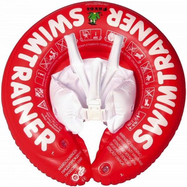 Freds Schwimmtrainer Rot