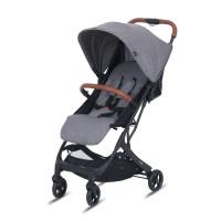 Knorr Baby Buggy B-Easy Fold Grau Gestell Schwarz Kollektion 2021
