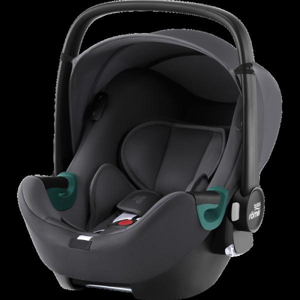 Britax Römer Premium BABY-SAFE iSENSE Midnight Grey