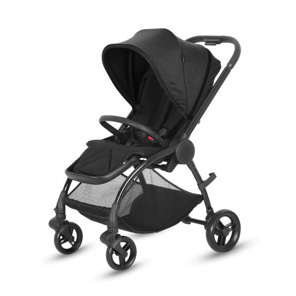 Knorr Baby Sportwagen KIRA Schwarz Kollektion 2020 -Solange Vorrat reicht!-