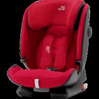 Britax Römer Premium Kindersitz Advansafix IV R Fire Red
