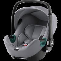 Britax Römer Premium BABY-SAFE iSENSE Frost Grey