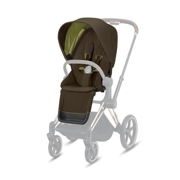 CYBEX Platinum Priam Seat Pack Khaki Green Kollektion 2021