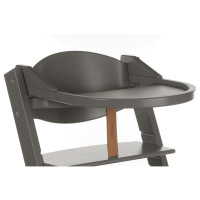 Treppy Ess- und Spielbrett, Playtray Grey