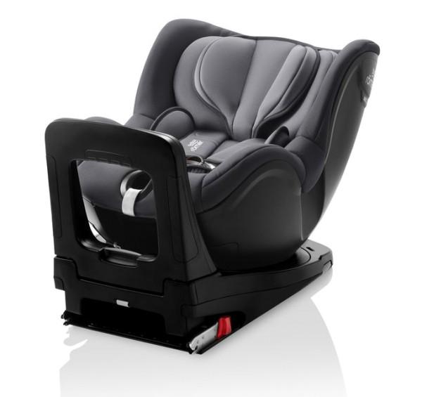 Britax Römer Premium Dualfix i-Size Kollektion 2021 Storm Grey
