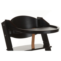 Treppy Ess- und Spielbrett, Playtray Black