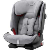 Britax Römer Premium Kindersitz Advansafix IV R Grey Marble