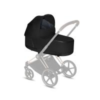 CYBEX Platinum Priam Lux Kinderwagenaufsatz Plus Stardust Black Plus Kollektion 2021