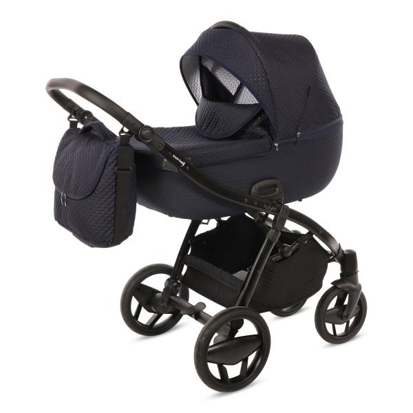Knorr Baby Piquetto blau